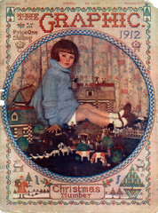 Cover of the Graphic Christmas Number 1912