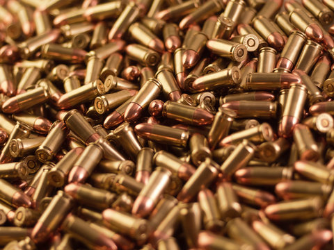 9mm bulk ammunition