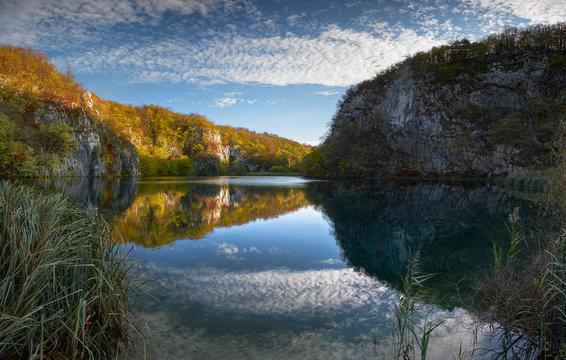 Lower lakes, Plitvice N.P.