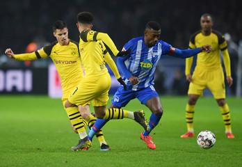 Bundesliga - Hertha BSC v Borussia Dortmund