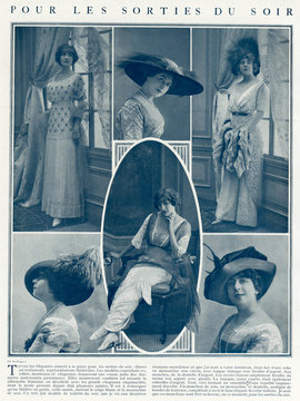 For Evening Outings 1912