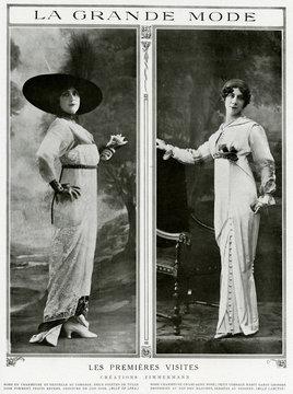 High Fashion 1912