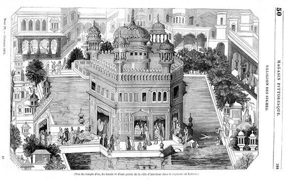 The Golden Temple, AmriTsar