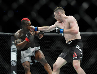 MMA: UFC Fight Night-London-Diakiese vs Duffy