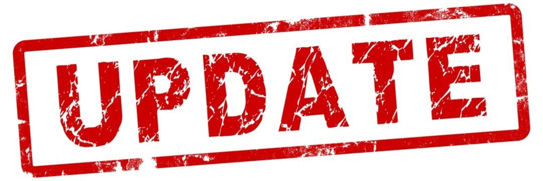 nlsb32 NewLongStampBanner nlsb - english text - Update: Stempel / Einfach / rot / Vorlage - Seitenverhältnis 3:1 - 3zu1 xxl g7335