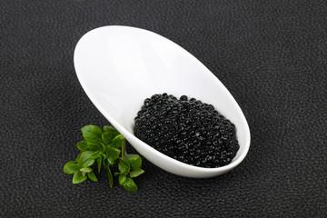 Luxury Black Caviar