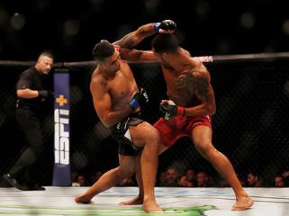 Mixed Martial Arts - UFC