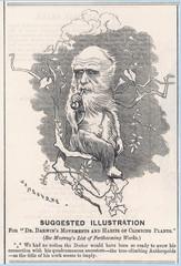 Charles Darwin As a Tree Climbing Anthropoid