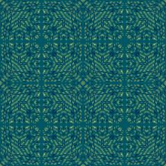 Tribal, rough fabric feel