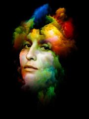 Face of Colors.