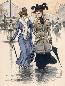 Costume Women 1901