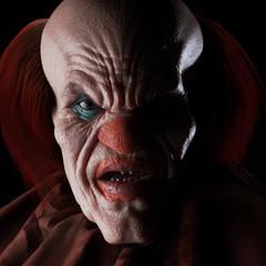 Clown face 2
