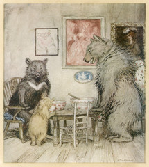 Goldilocks Fairy Tales