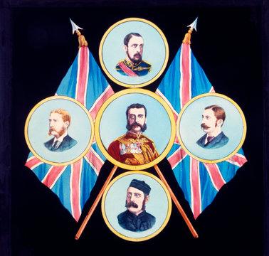 Lantern Zulu Heroes 1879