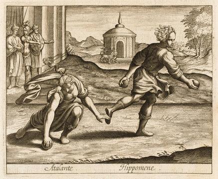 Atalanta and Apples