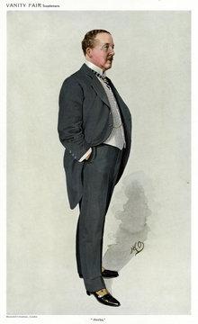 White Waistcoat 1910