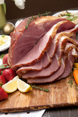 Spicey Ham For Easter