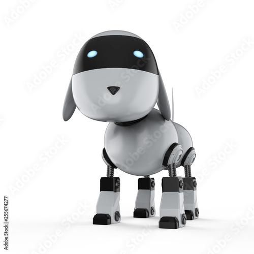 Dog robot or robotic dog