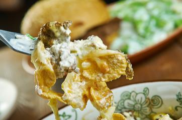 Frito Taco Casserole