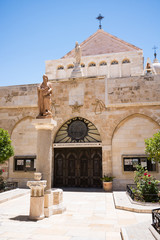 Holy Church Of The Nativity, Bethlehem, Israel