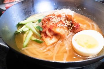 焼肉 冷麺