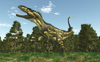 Dinosaurier Torvosaurus