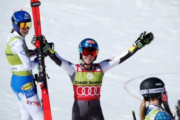 FIS Alpine Skiing World Cup Finals - Women's Giant Slalom