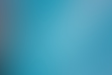 blue gradient blurred background. background for design and web. Light abstract background.