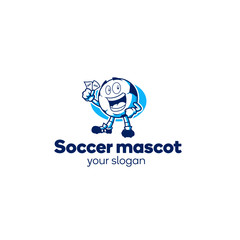 Soccer Ball Cartoon happiness