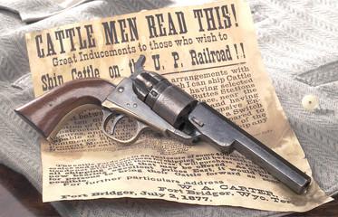Alte Revolver