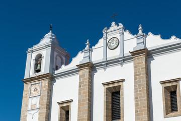 Santo Antao Church in Evora