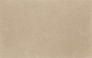 The texture of the canvas fabric is natural color. Horizontal abstract blank background for design ideas. Rustic linen.