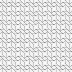 Seamless modern abstract geometrical pattern.