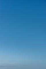 Bright Blue Southern Italian Mediterranean Sky