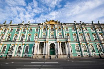 Winter palace, State Hermitage Museum - Saint Petersburg, Russia