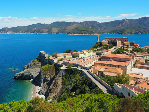 Forte Falcone in Portoferraio - Elba