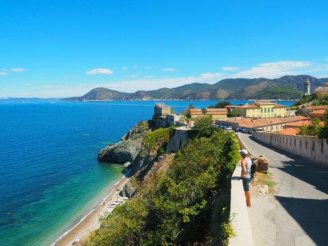 Elba - Wandern in Portferraio