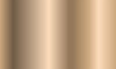 New style realistic bronze retro gradient. Vector illustration