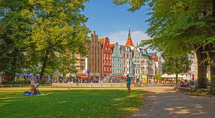 Rostock Altstadt Park