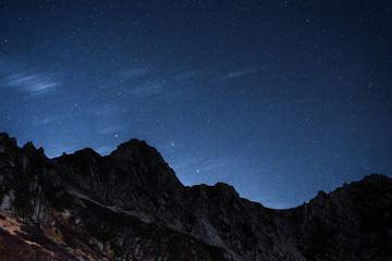 Stars of KisoKomagatake