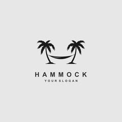 Hammock logo template