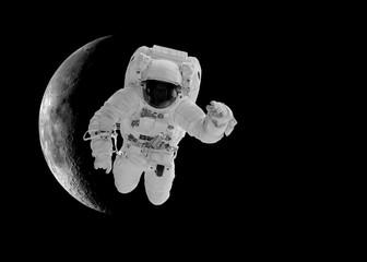 Astronaut Michael Gernhardt during extravehicular activity (EVA)