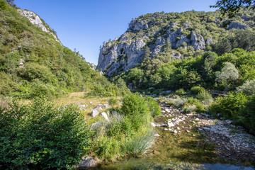 Horma Canyon (Kure Mountains National Park), Kastamonu, Turkey.