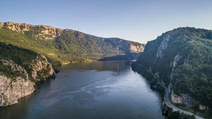 Danube Gorges, Romania