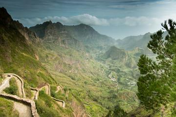 Ribeira Grande, Paul, Santo Antao Cap Vert