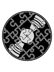 musik vinyl puzzle platte party feiern tanzen dj club disko liebe muster viele puzzlestücke teil puzzlespiel puzzleteil puzzeln form logo spaß bild design cool umriss hobby