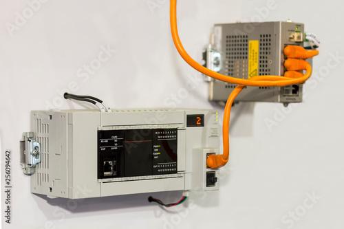 automatic Programmable Logic Controller PLC high precision