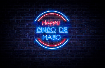 happy,mayo,de,cinco,fifth,cinco de mayo,may,5,fiesta,celebration,mexican,mexico,tourism,official,sign,neon,image,photo,promote,campaign,travel,ad,advertisement,motto,slogan,abstract,art,background,ban