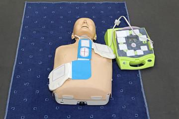 Search photos defibrillation