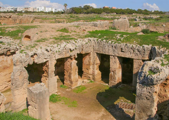 Tomb of the Kings, Paphos - Cyprus